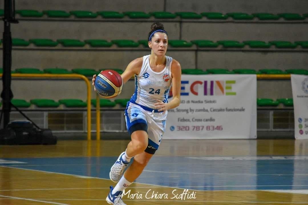 Andreana D'Avanzo si aggiunge alla StartingFive