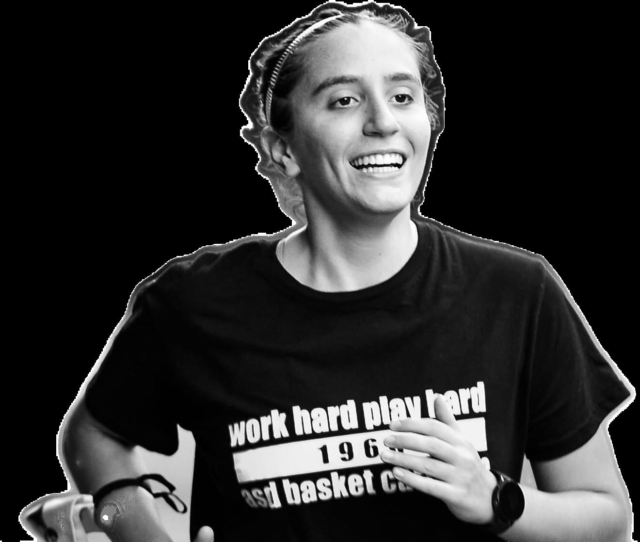 Camilla Possali firma con la StartingFive