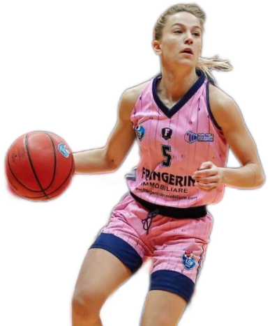 Sara Ceccarini entra nel team StartingFive