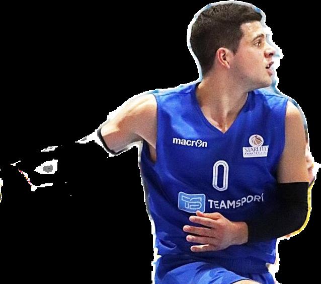 Il nazionale maltese Alec Pace sceglie la StartingFive